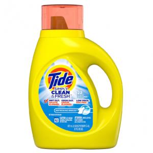 Walgreens 多款Tide 高效洗衣液超值特卖