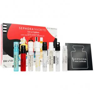 New! Sephora Favorites New at Sephora Perfume Sampler Set @ Sephora