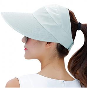 女士寬邊防紫外線遮陽帽 多色可選 @ Amazon
