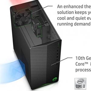 $130.99 off HP Pavilion TG01-1022 Gaming Desktop (GTX 1650 i3-10100 8GB 256 GB) @Amazon