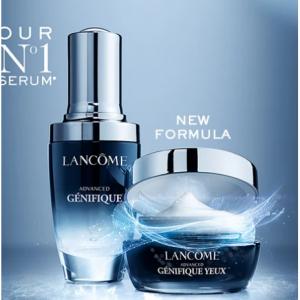 Skincare & Makeup Sitewide Sale @ Lancome UK