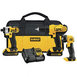 Today Only: DEWALT Power Drill and Accessories @ Amazon