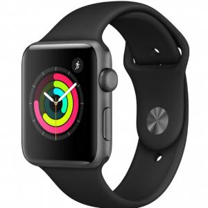 $30 off Apple Watch Series 3 GPS - 42mm - Sport Band - Aluminum Case @Walmart