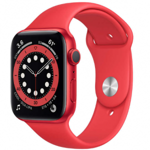 Apple Watch Series 6 44mm GPS, Red @Costco