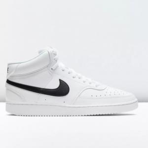 Urban Outfitters官网 Nike Court Vision 中帮运动鞋5.3折热卖
