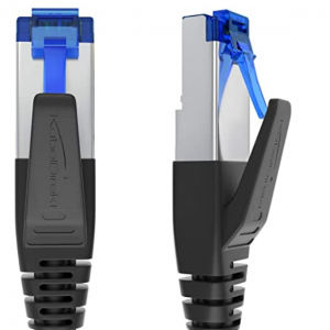 Extra 10% off KabelDirekt – Ethernet Cable & Cat 7 Network Cable/Cord – 100ft @Amazon