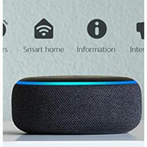 Amazon - Echo Dot 3 智能音箱, 內置智能助手Alexa,立減$35
