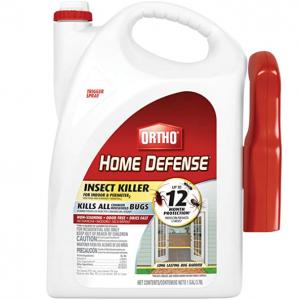 Amazon - Ortho 家庭装强劲杀虫剂防虫剂,1加仑 ,2.8折