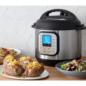 Instant Pot Duo Nova 7-in-1 Electric Pressure Cooker 3 Quart @ Amazon