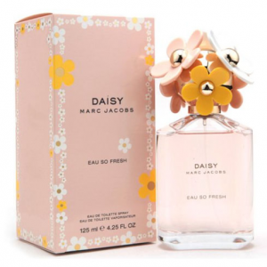 Marc Jacobs Daisy Eau So Fresh Eau de Toilette, Perfume for Women, 4.25 Oz @ Walmart