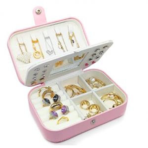Zoe sunny Small Jewelry Box (Pink) @ Amazon