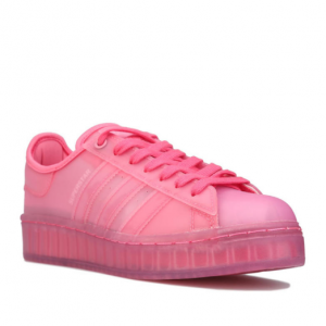 82% off adidas Womens Adidas Superstar Jelly Trainers in Pink @ Get The Label