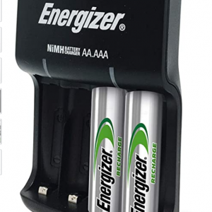 48% off Energizer Recharge Basic Charger @Amazon