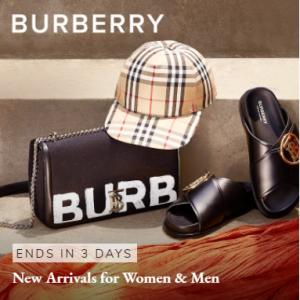 Rue La La官网 Burberry鞋包服饰专场热卖