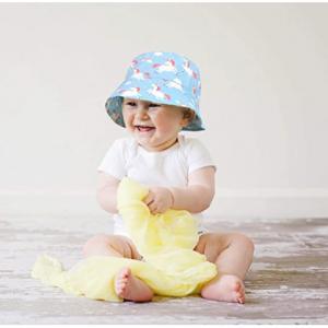 accsa 婴幼儿防晒太阳帽,宽沿 @ Amazon