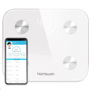 Digital Scales for Body Weight, Bluetooth Bathroom Scale for Smart Body Composition @ Amazon