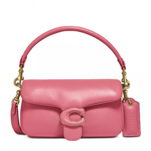 25% Off COACH Pillow Tabby Mini Leather Crossbody @ Bloomingdale's