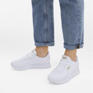 58% Off PUMA Women's Turino Stacked Sneakers @ eBay US