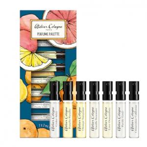 Sephora上新!Atelier Cologne欧珑试管香水体验套装 含赤霞橘光