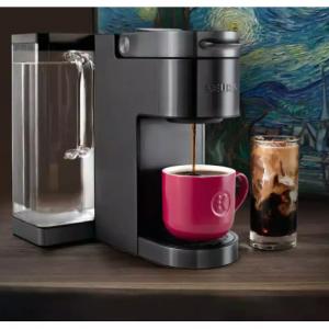 Keurig K-Supreme 新款智能胶囊咖啡机套装订购立享5折