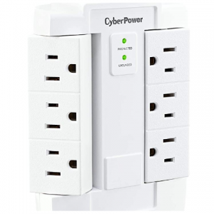 47% off CyberPower CSB600WS Surge Protector @Amazon