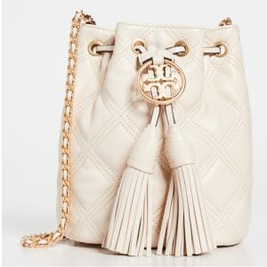 Tory Burch Fleming Soft Mini Bucket Bag @ Shopbop