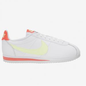 Eastbay官網 Nike Classic Cortez 女款黃勾阿甘鞋6折熱賣