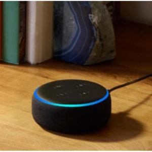 Home Depot - Echo Dot 3 智能音箱, 內置智能助手Alexa,立減$10