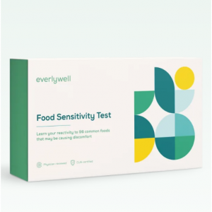 EverlyWell 食物过敏测试套件 在家就能做