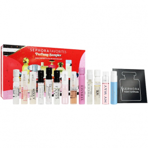New! Sephora Favorites Bestsellers Perfume Sampler Set @ Sephora