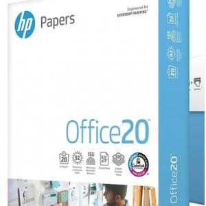 Staples CA - HP Office 打印复印纸(500张*10包),立减$15