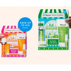 Skincare Gift Sets @ Murad