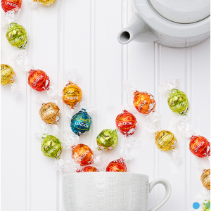 限3天:Lindt Lindor 鬆露巧克力球特賣 口味多選 收秋季南瓜主題款