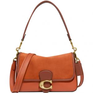 Coach Soft Tabby Leather Shoulder Bag @ Macy's