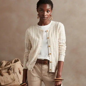 Banana Republic Factory Friends & Family - 50% Off Everything + Extra 15% Off Your Purchase
