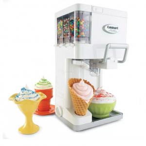 Cuisinart 冰淇淋机 20分钟享受美味 @ Bloomingdale's