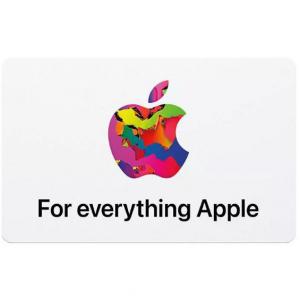 Target Apple蘋果官網App Store線上線下商店新版禮品卡熱賣