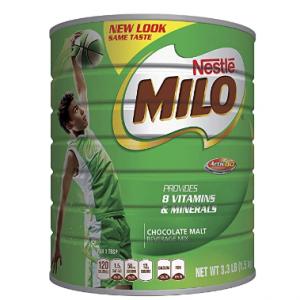 Nestle 罐裝美祿巧克力粉 3.3磅 @ Amazon
