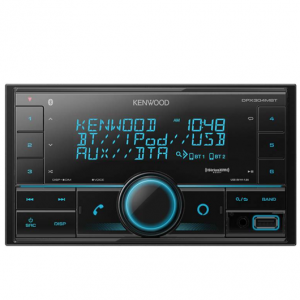 Kenwood DPX304MBT  數字媒體接收器(不播放 CD)@ Crutchfield.com