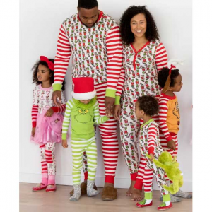 Best Holiday PJs Ever Up to 30% Off @ Hanna Andersson