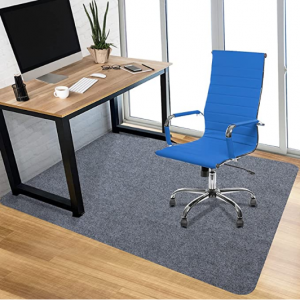 """50% off Placoot Chair Mat Office Protector, 1/6"""" Thick 36""""X 48"""" @ Amazon"""