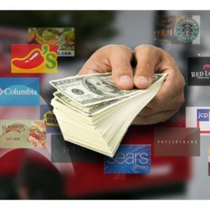 Sell Your Unwanted Gift Cards @ EJ Gift Cards