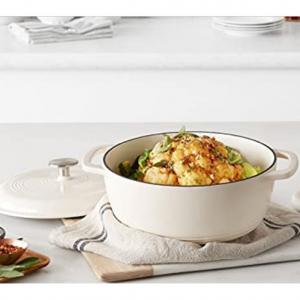 Woot 精选铸铁锅具促销, Le Creuset/Cuisinel/Crock-Pot 都有