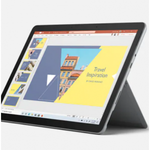 Microsoft - Surface Go 2 + 键盘盖 套装,立减$169.99