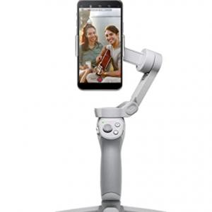 DJI OM 4 - Handheld 3-Axis Smartphone Gimbal Stabilizer for $129 @Amazon