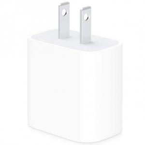 Amazon - Apple官方 20W快充適配器,8.7折