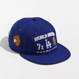 Urban Outfitters官网 New Era UO Exclusive Los Angeles Dodgers 联名中性款棒球帽38折热卖