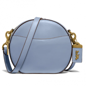 50% Off Coach Canteen Leather Crossbody Bag @ Nordstrom