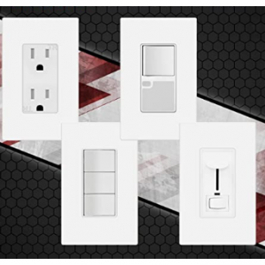 Today Only: ENERLITES Wall Plates and Light Switches Sale @ Amazon