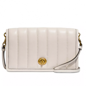 60% Off COACH Quilted Leather Hayden Crossbody @ Macy's